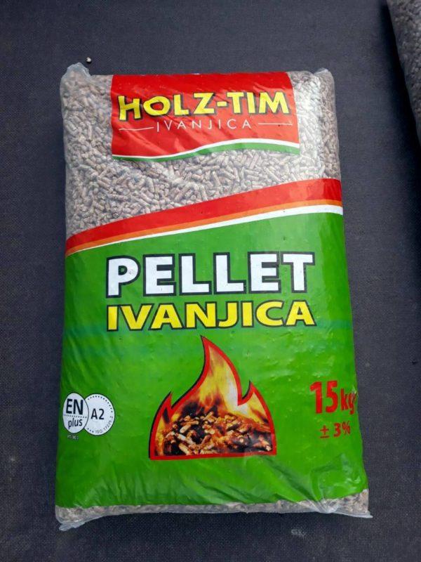 Holz-tim pelet, Ivanjica cena. Prodaja Beograd