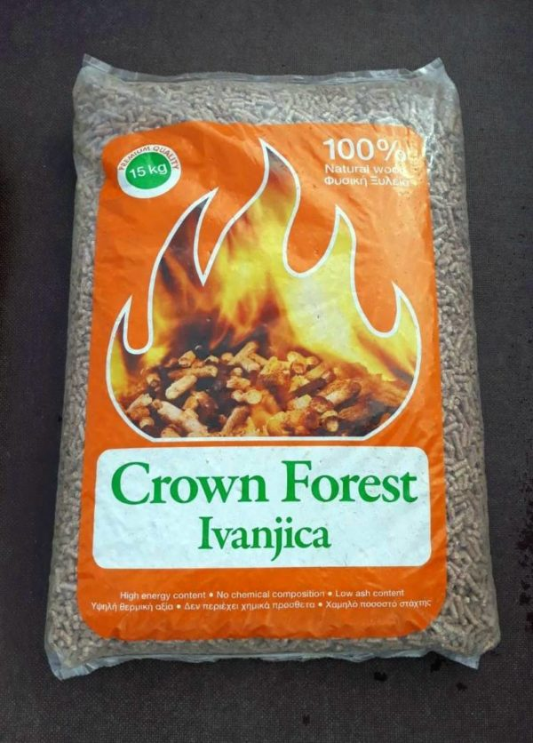 Crown Forest Pelet cena, prodaja, Beograd, Srbija.